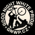Samolepka GOOD NIGHT WHITE PRIDE bike