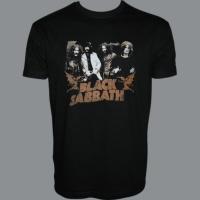 Tričko BLACK SABBATH band hm