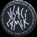 Otvírák VISACÍ ZÁMEK metal punk