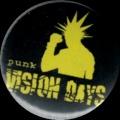 Placka 25 VISION DAYS punk yellow
