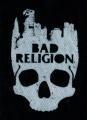 Nášivka BAD RELIGION skull