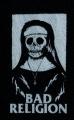 Nášivka BAD RELIGION nun