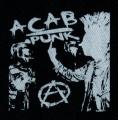 Nášivka A.C.A.B. punk