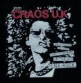 Nášivka CHAOS U.K. punk rock