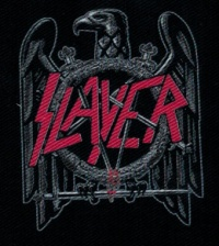 Nášivka SLAYER eagle