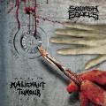 LP - MALIGNANT TUMOUR / SQUASH BOWELS split