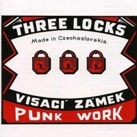 LP - VISACÍ ZÁMEK three locks
