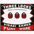 LP - VISACÍ ZÁMEK three locks