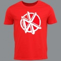 Tričko DEAD KENNEDYS red