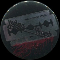 Placka 32 JUDAS PRIEST silver