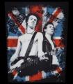 Zádovka SEX PISTOLS duo Brit zoid