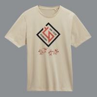 Tričko ČESKÁ DISHARMONIE béžové