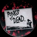 Placka 37 EXPLOITED punk´s not dead