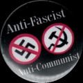 Placka 25 ANTIFASCIST anticommunist