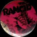Placka 25 RANCID fist