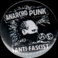 Placka 25 ANARCHO PUNK antifascist