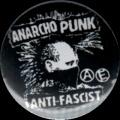 Placka 25 ANARCHO PUNK antifascist