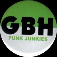 Placka 25 G.B.H. punk junkies