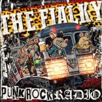 CD THE FIALKY punk rock rádio