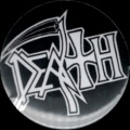 Placka 25 DEATH logo