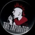 Placka 32 EXPLOITED punk invasion