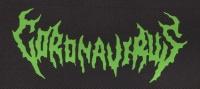 Nášivka CORONAVIRUS