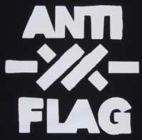 Zádovka ANTI-FLAG vision