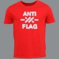 Tričko ANTI-FLAG vision red