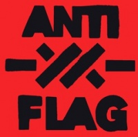 Nášivka ANTI-FLAG vision
