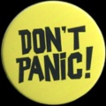 Placka 37 DON´T PANIC