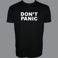 Tričko DON´T PANIC