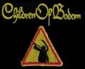 Nášivka CHILDREN OF BODOM vyšívaná zažehlovací