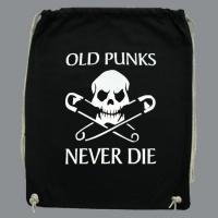 Vak OLD PUNKS never die easy