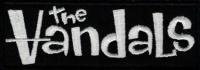 Nášivka VANDALS vyšívaná