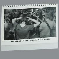 Kalendář 2021 HARCORE/PUNK