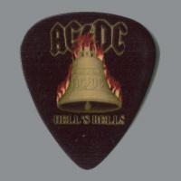Trsátko AC/DC hells bells