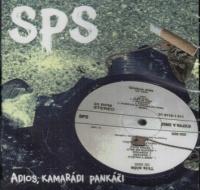 CD SPS adios kamarádi pankáči