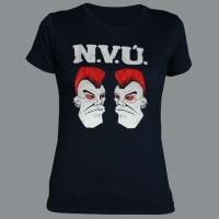 Tričko N.V.Ú. punk dámské