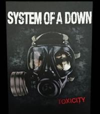 Zádovka SYSTEM OF A DOWN toxicity