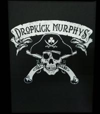 Zádovka DROPKICK MURPHYS