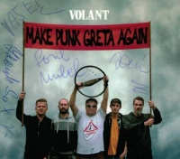 CD VOLANT make punk greta again