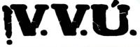 Samolepka V.V.Ú. nápis