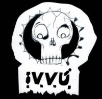 Samolepka V.V.Ú. lebka