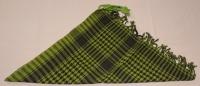 Šátek PALESTINA zelená brčál