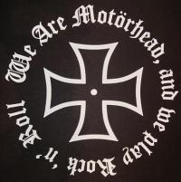 Zádovka MOTÖRHEAD we are motörhead