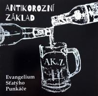 CD ANTIKOROZNÍ ZÁKLAD evangelium svatýho punkáče