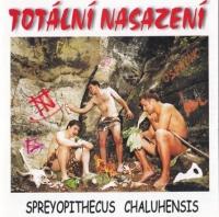 LP - TOTÁLNÍ NASAZENÍ spreyopithecus chaluhensis
