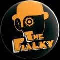 Placka 25 THE FIALKY clockwork