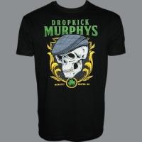 Tričko DROPKICK MURPHYS skull hm