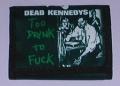 Peněženka DEAD KENNEDYS drunk